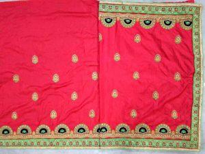 packing saree
