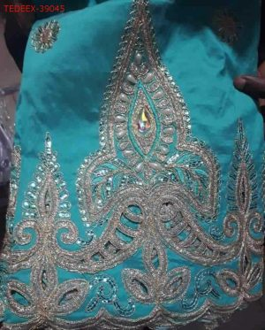 cut work with panel saree