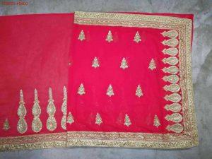 c pallu concept patli-pallu saree