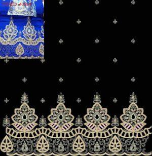 panel saree