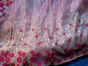 siq garlish  Lehnga with blouse