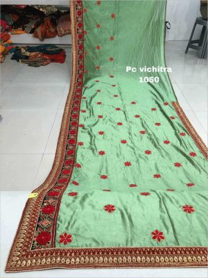 BLADE KATING PANEL SAREES