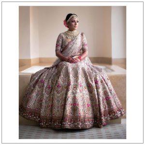 Bridal lehengha