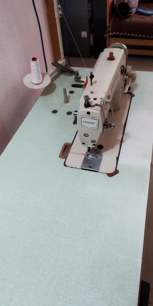 Luoke sewing machine