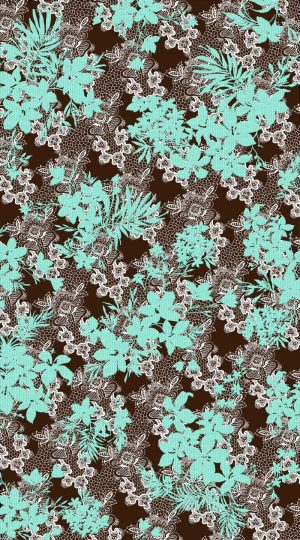 Tropical Print Design