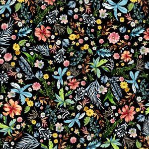Tropical Print Design