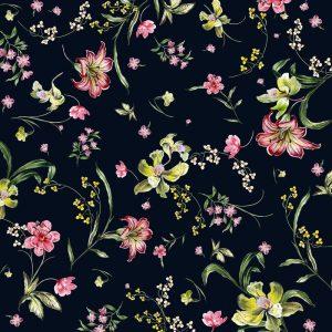 Floral Print Design