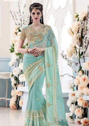 panel , cut work , ton to ton saree