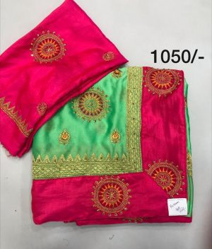 cut-peast concept packing saree