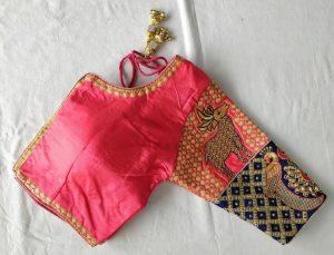 figure concept blouse design