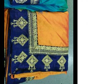 cut-peast concept saree