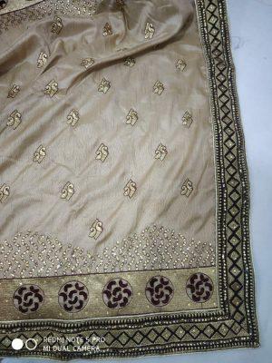 diamond test , packing saree