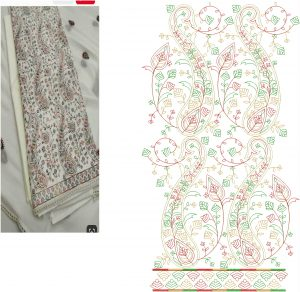 JAAL Allover garment