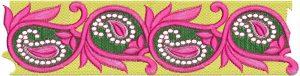 diamond test lace design