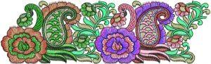 dhaga test lace design