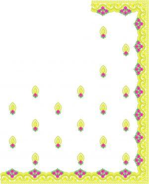 dhaga test c -pallu saree