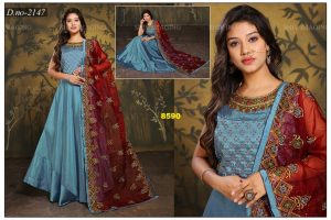 Anarkali & Readymade Suit