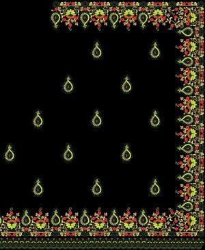 c pallu , diamond test saree