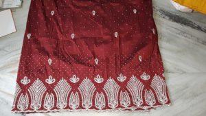 African lungi concept saree