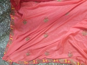 diamond test c-pallu saree