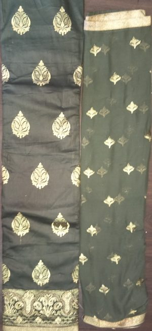 Daman Top duppata Embroidery Design