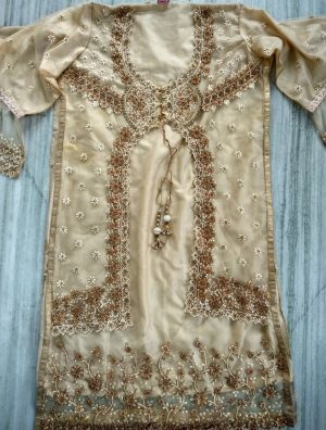 Shervani Concept Long Dress