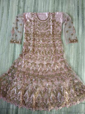 ANARKALI Gliter Dori Concept Dress