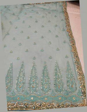 ton to ton panel concept diamond test saree