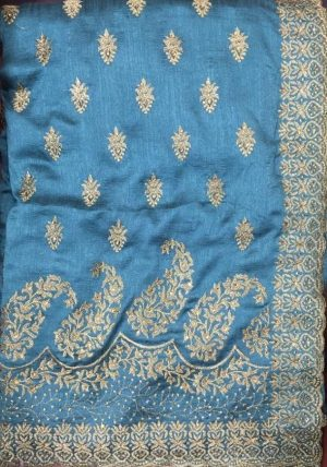 single jari test tatami stitch cutwork c pallu saree