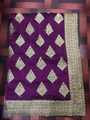 single jari tatami stitch concept c-pallu cut-work sarees