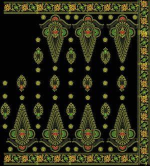 handwork kalkati sarees
