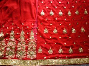 Single Jari concept patli-pallu saree Design