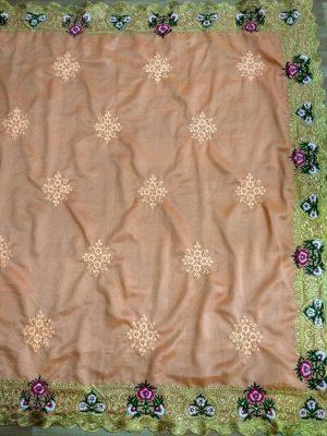vichitra cut-work c-pallu dhaga test saree