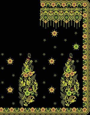 kalkatti c pallu concept cut-work saree