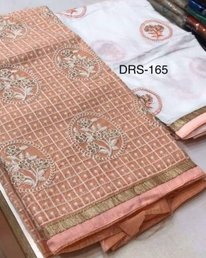 Cotton Top with Dupatta dress