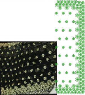 single jari concept c-pallu cut-work saree
