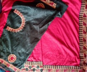 boder concept saree wit blouse