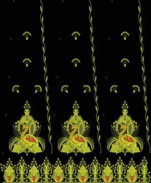 figure concept lehenga design