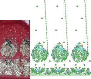 figure Rajsthani othna (only concept design)