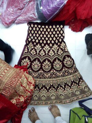 302 bridal lehengha