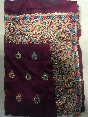 Vichitra Dhaga Test c-pallu Saree