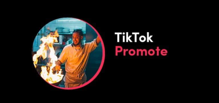 TikTok Rolls Out Quick 'Promote' Ad Option to All Business Accounts