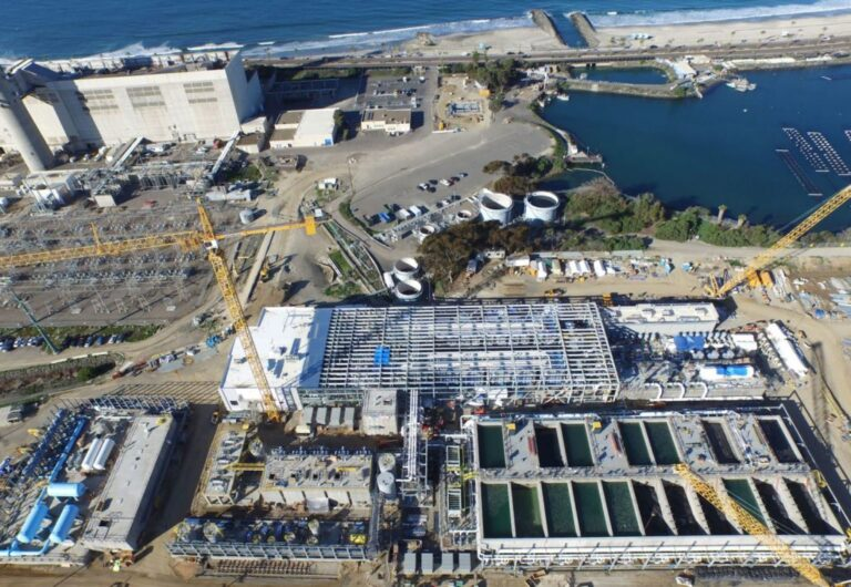 A great outline of desalination as part of a global water strategy