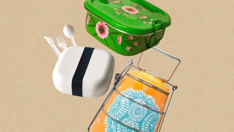 An Adult Lunch Box for Midday Dining in Style