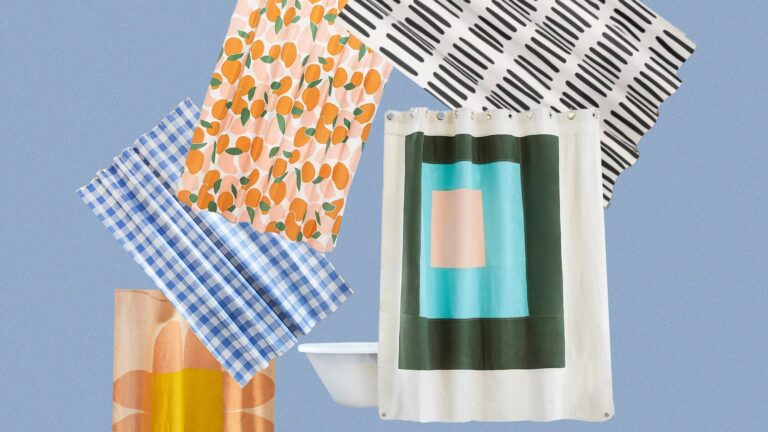 23 Best Shower Curtains That'll Instantly Upgrade Your Bathroom