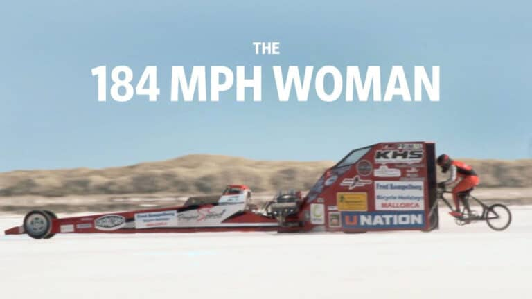 VIDEO: How This Cyclist Hit 184mph and Set The World Record