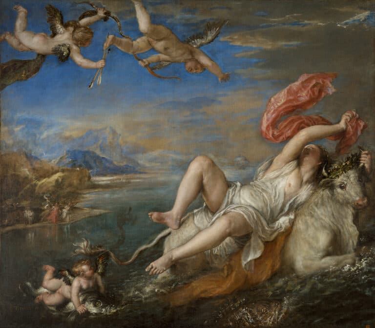 The Problematic Allure of Titian's Poesie Paintings