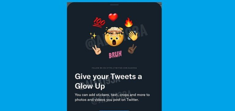 Twitter Experiments with New Visual Editor, Which Would Incorporate Fleets Tools