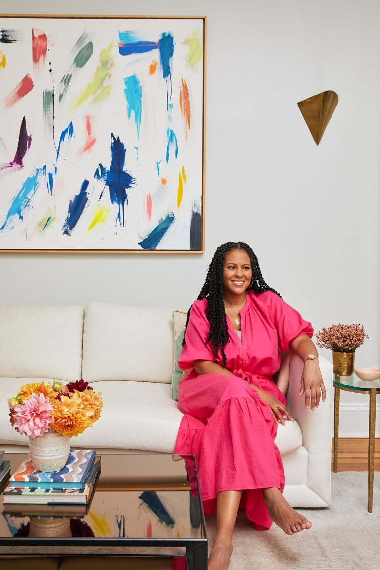 Step Inside Nicole Gibbons' Morning Routine, Founder/CEO of Clare Paint
