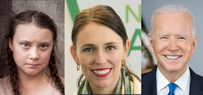 Greta Thunberg Lashes Out at Deep Green World Leaders – Watts Up With That?